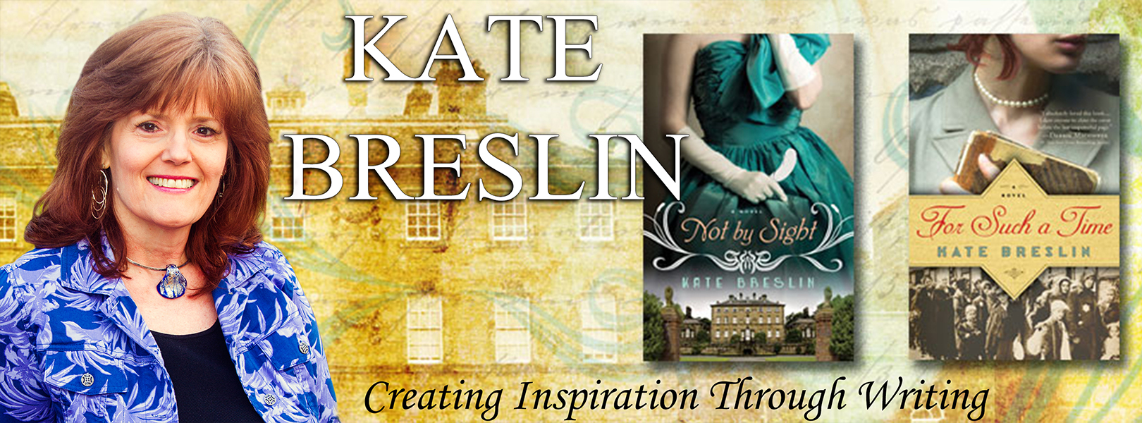 Kate Breslin Northwest Author