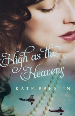 High As The Heavens - 2017 Romantic Times Book Reviewers' Choice Award Nominee