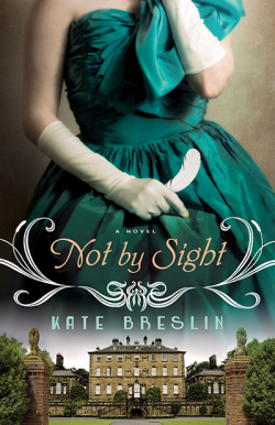 Not By Sight - Shortlisted for the 2016 Inspy Award