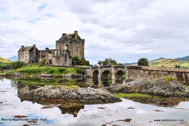 1-Eilean Donan Castle Miquel Rosselló Calafell